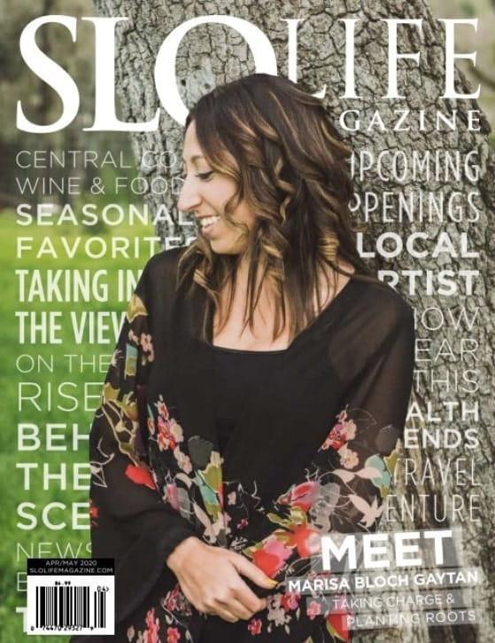 SloLife Magazine: Meet Marisa Bloch Gaytan